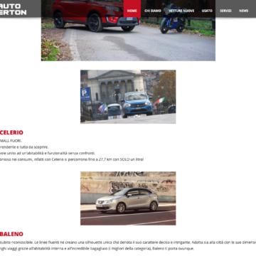 AutoBerton | Il tuo concessionario Suzuki.